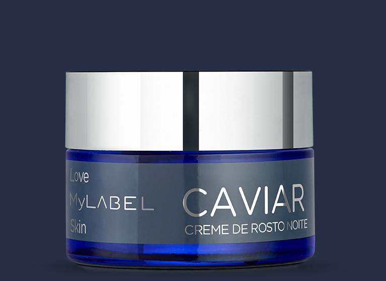 Creme de noite MyLABEL Caviar | Efeito Lifting e Refirmante