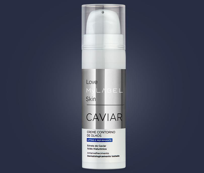 Creme MyLABEL Caviar skin