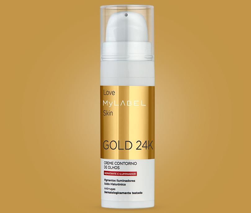 MyLABEL Gold 24k skin Creme