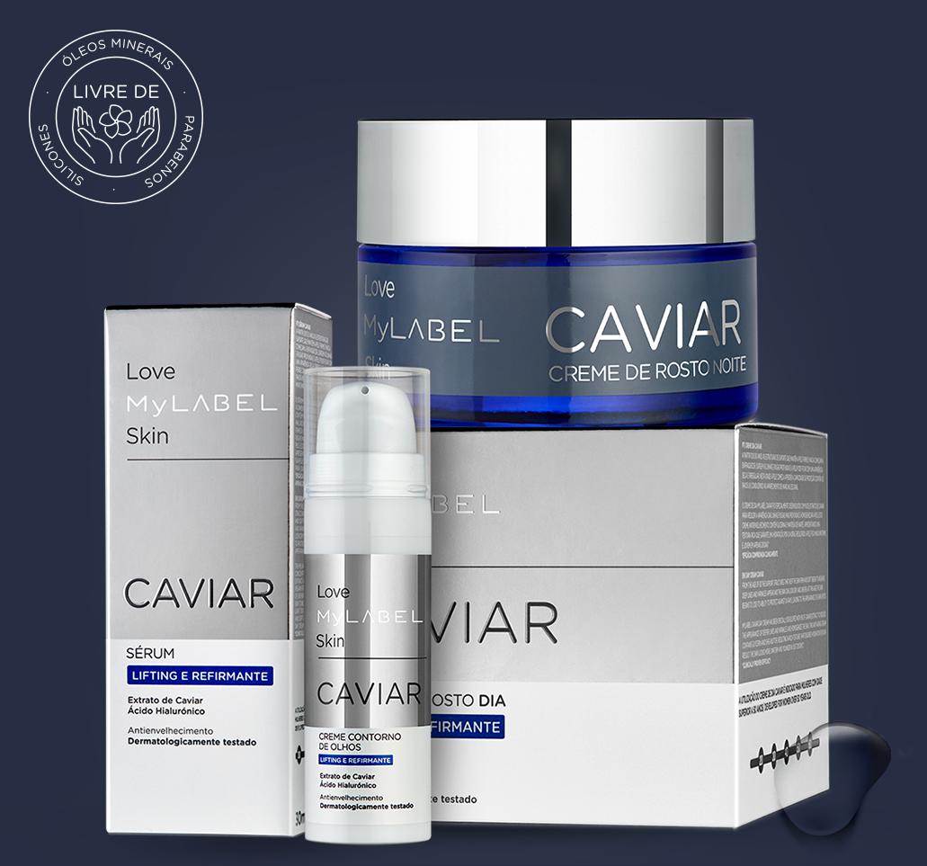Gama Caviar MyLABEL