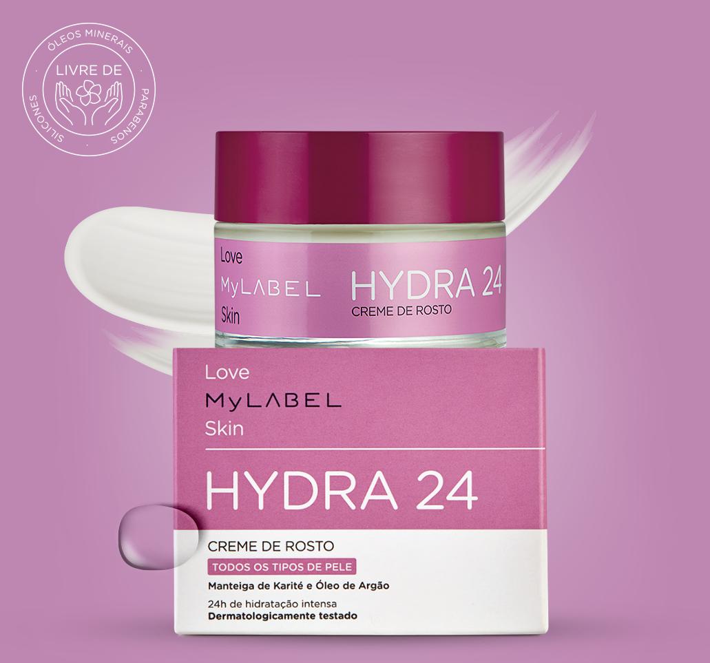 MyLABEL Hydra24 Creme de rosto