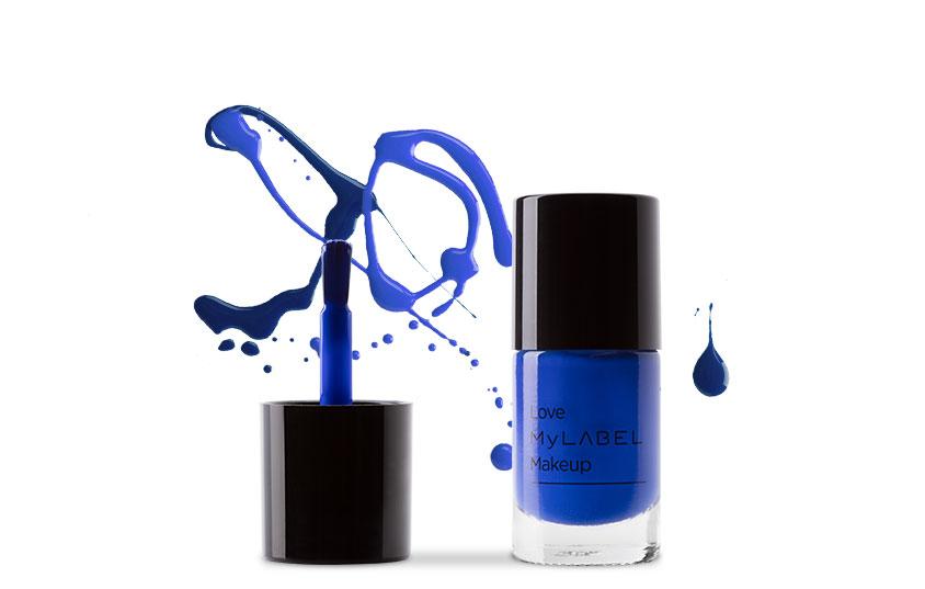 Verniz Vibrant Blue MyLABEL Interior