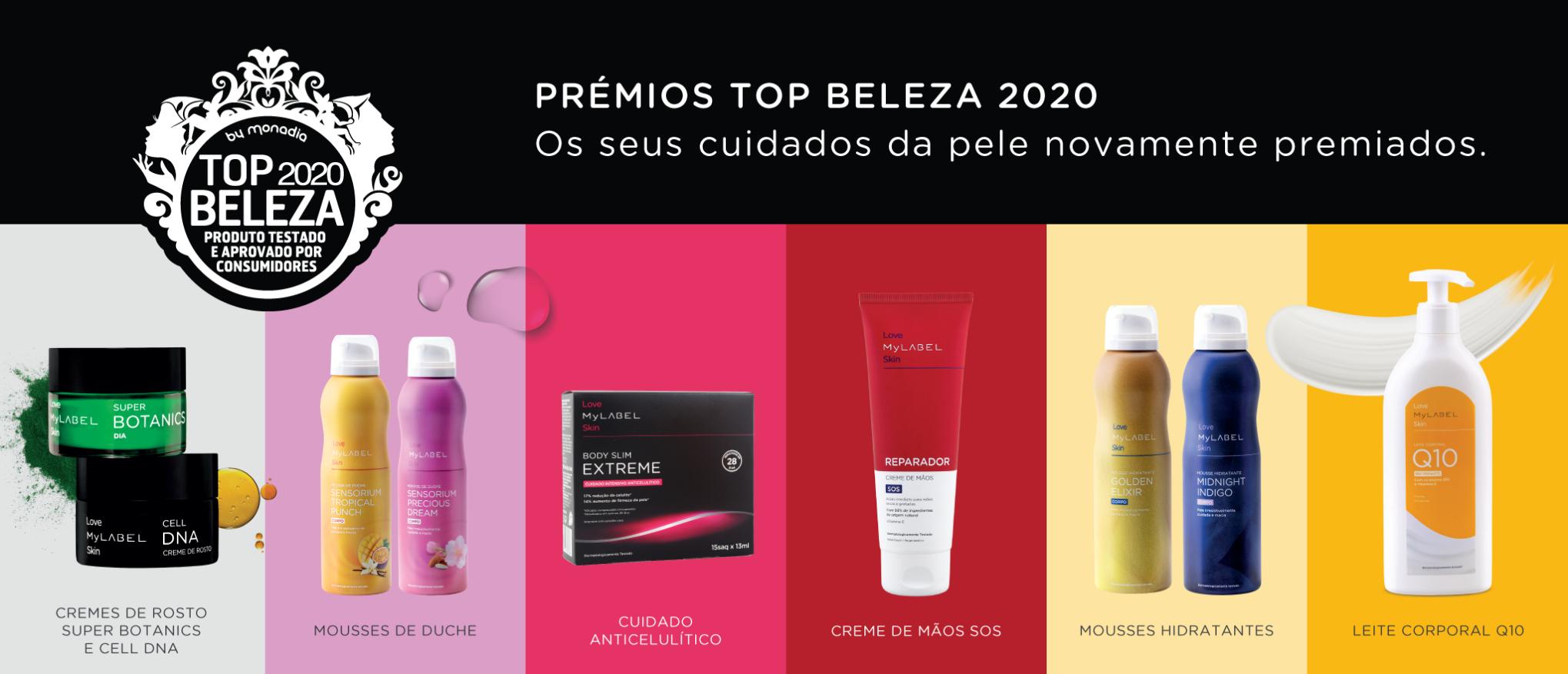 Destaque Top Beleza 2020