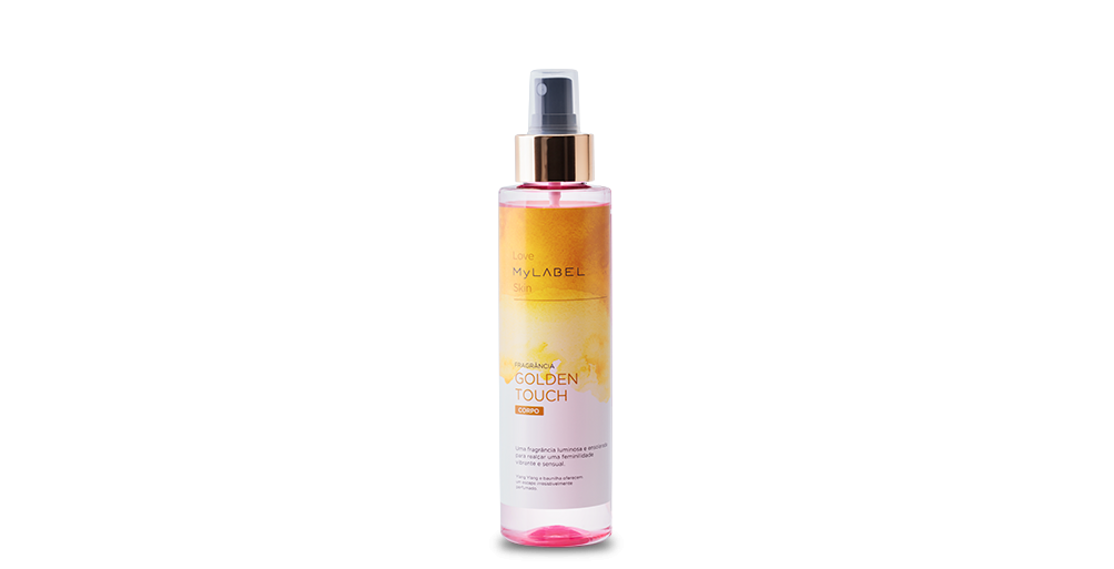 Body Mist Golden Touch MyLABEL