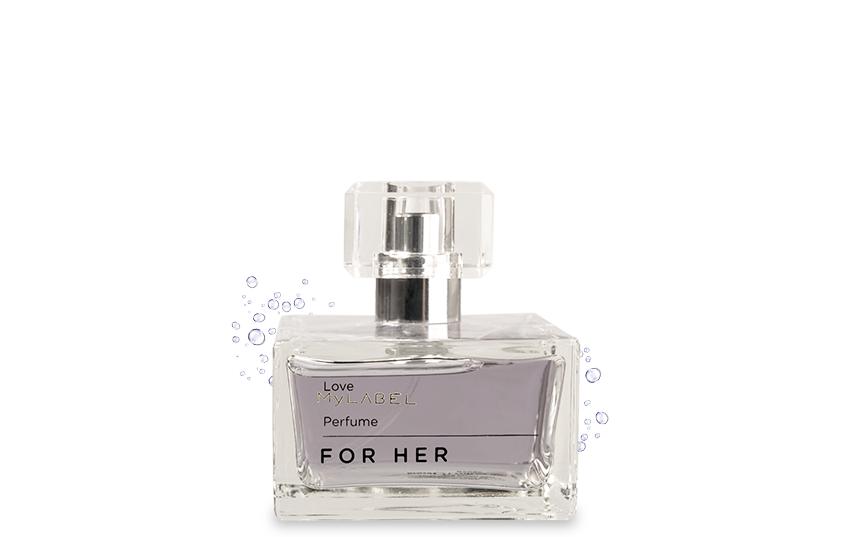 Perfume For Her Detalhe MyLABEL