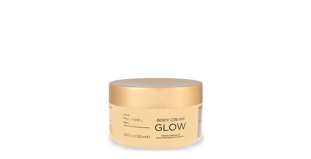 Body Cream Glow Listagem