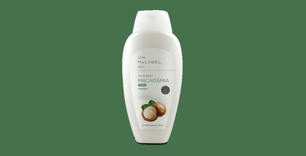 Gel de Banho Macadamia Listagem