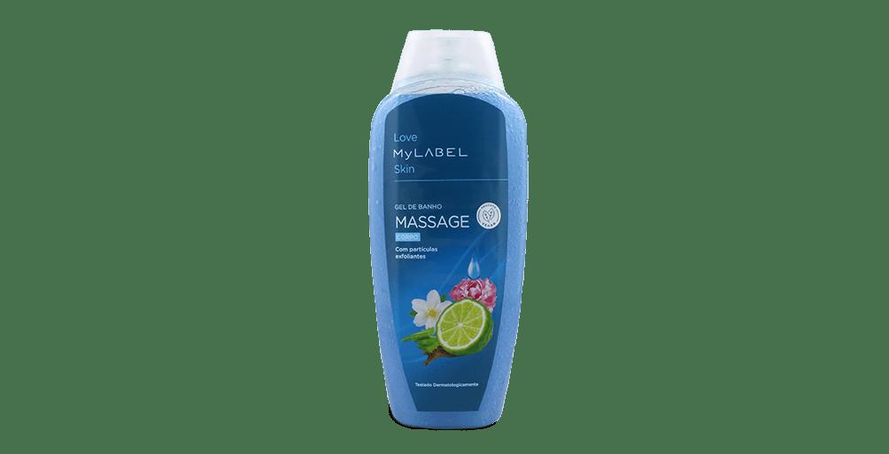 Gel de Banho Massage Listagem
